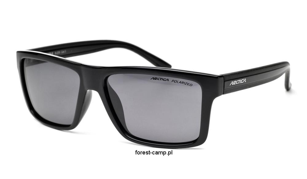 b19232975e1013 Okulary przeciwsłoneczne polaryzacyjne męskie Arctica S-235 + eleganckie  etui