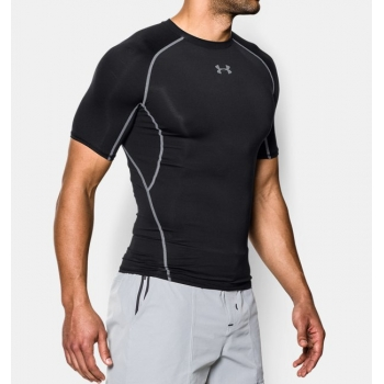 UnderArmour_HeatGearCompression_Shirt_czarny__sklep_forest-camp_bok